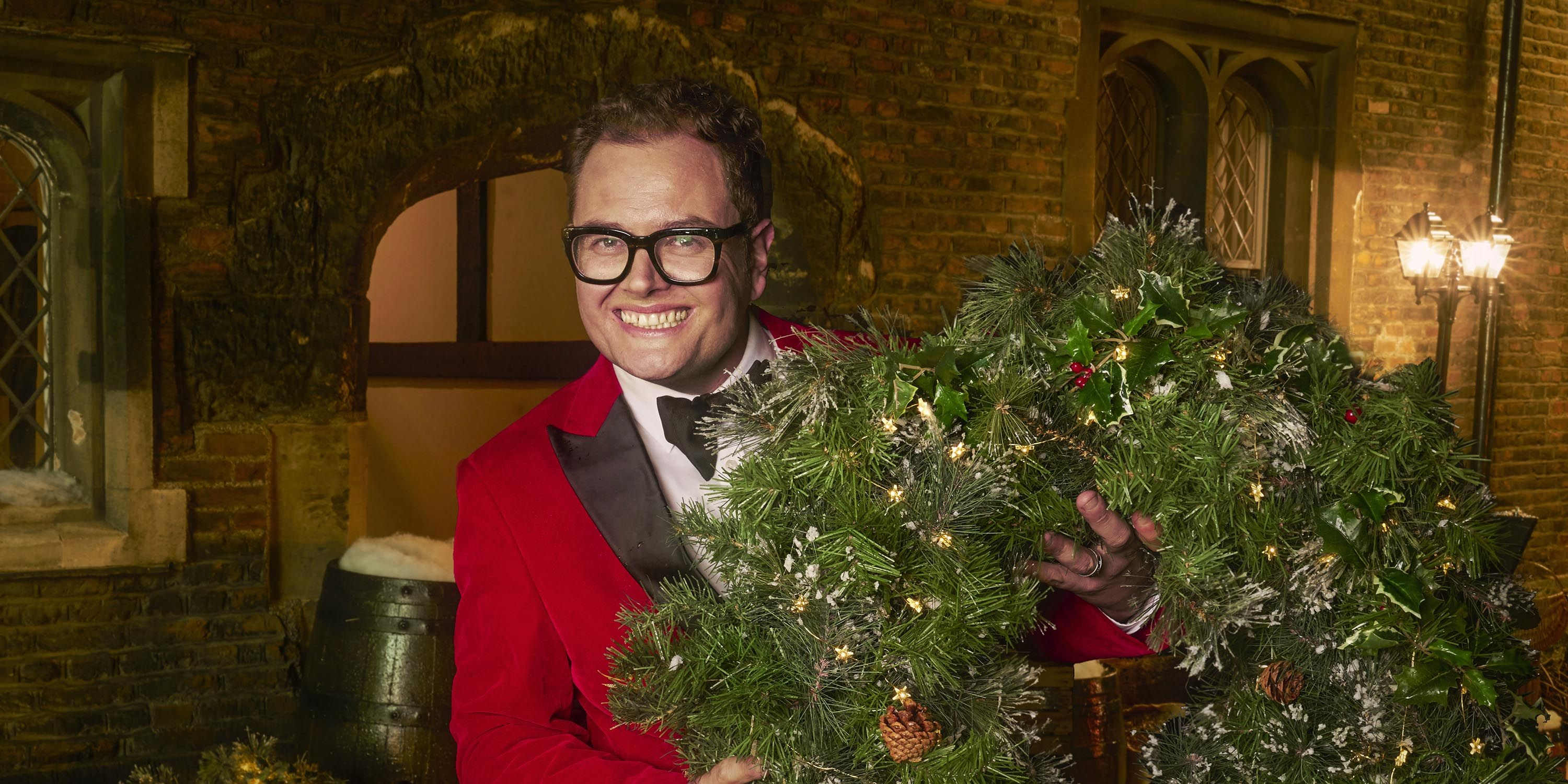 Alan Carr's Christmas Cracker on Channel 4