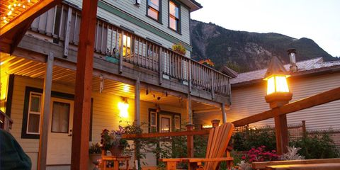 Alaska's Capital Inn Bed and Breakfast — Alaska
