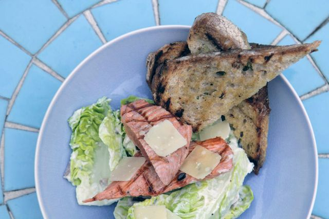 Dish, Cuisine, Food, Ingredient, Vegan nutrition, Salad, Produce, Recipe, Vegetarian food, Caesar salad,