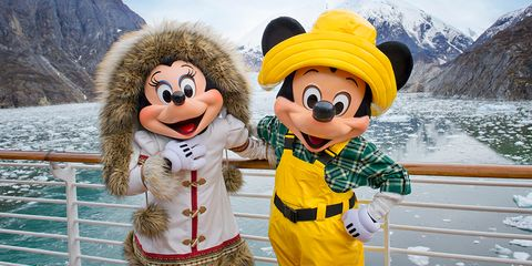 Disney Cruise Line Halloween Blanket.Enter For The Chance To Win A 7 Night Alaskan Cruise With Disney