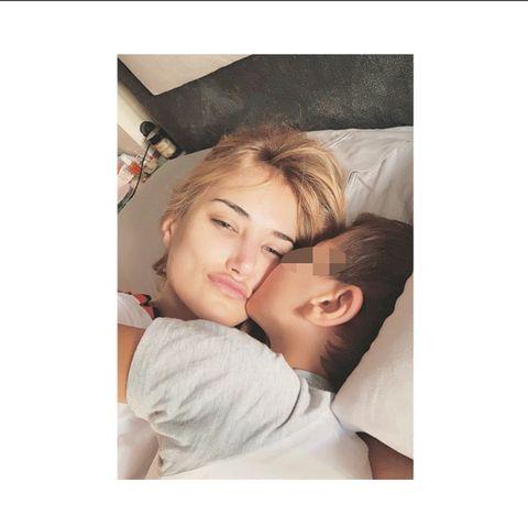 Love, Beauty, Nose, Selfie, Snapshot, Cheek, Sleep, Child, Hug, Nap,