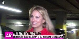 Alba Carrillo habla sobre Adara