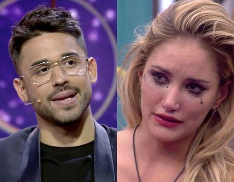 Miguel Frigenti y Alba Carrillo tienen una bronca en GH VIP 7
