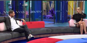 Alba y Antonio en 'GH Vip 7'