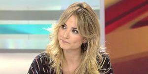 La modelo ha vuelto a la televisión para explicar cómo se encuentra tras su polémica relación, de ida y vuelta, con el portero del Real Madrid Thibaut Courtois.