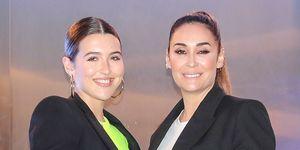 Vicky Martín Berrocal y su hija, Alba Díaz, no se perdieron la fiesta organizada por Georgina Rodríguez y Cristiano Ronaldo con motivo de la inauguración de su centro capilar en Madrid.