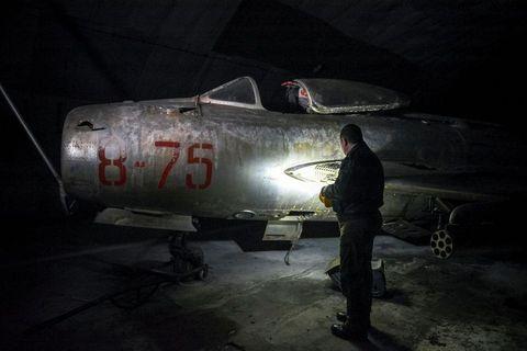 Albania, Gjader, MiG-19, MiG-17, F-7A, MiG-21,航空機,戦闘機,売り出し中,アルバニア,飛行機,空軍,戦争,ジェット機,