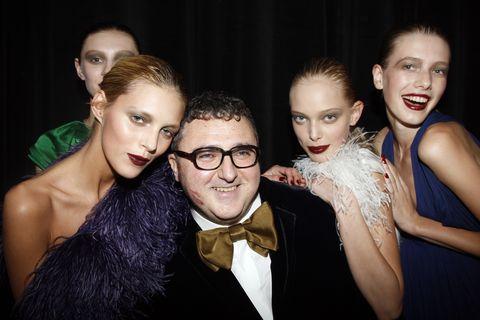 lanvin paris fashion week  alber elbaz