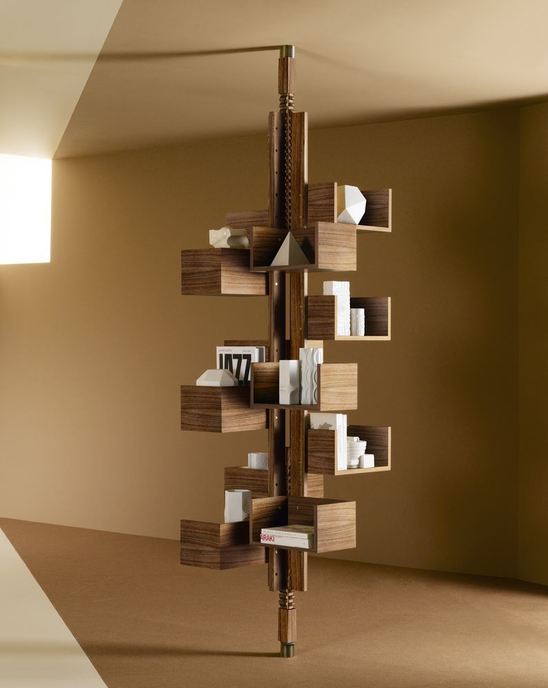 Design decoded: 'Albero' bookcase by Gianfranco Frattini