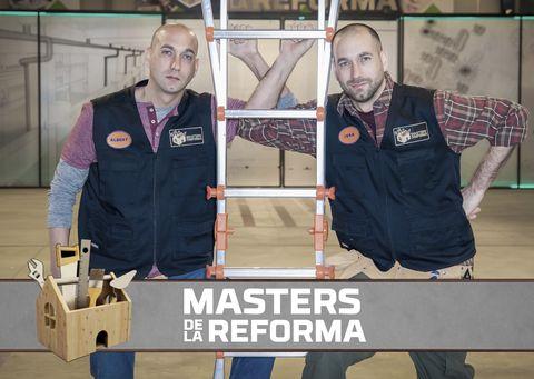 Albert e Ivan en Masters de la reforma