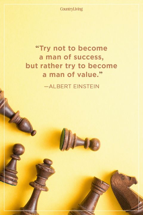 albert einstein success quote