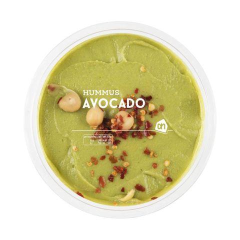 albert heijn hummus avocado