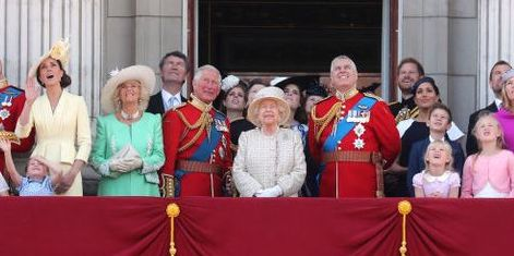 Queen Elizabeth's Official Birthday Will Be Celebrated With a Mini Trooping the Colour