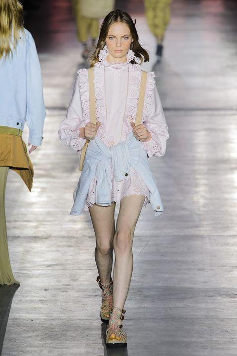 Alberta Ferretti, Alberta Ferretti SS 19, primavera estate 2019, MFW, MFW SS 19, Milano fashion week, Milano, MFW 2019, sfilate, real time women SS 19