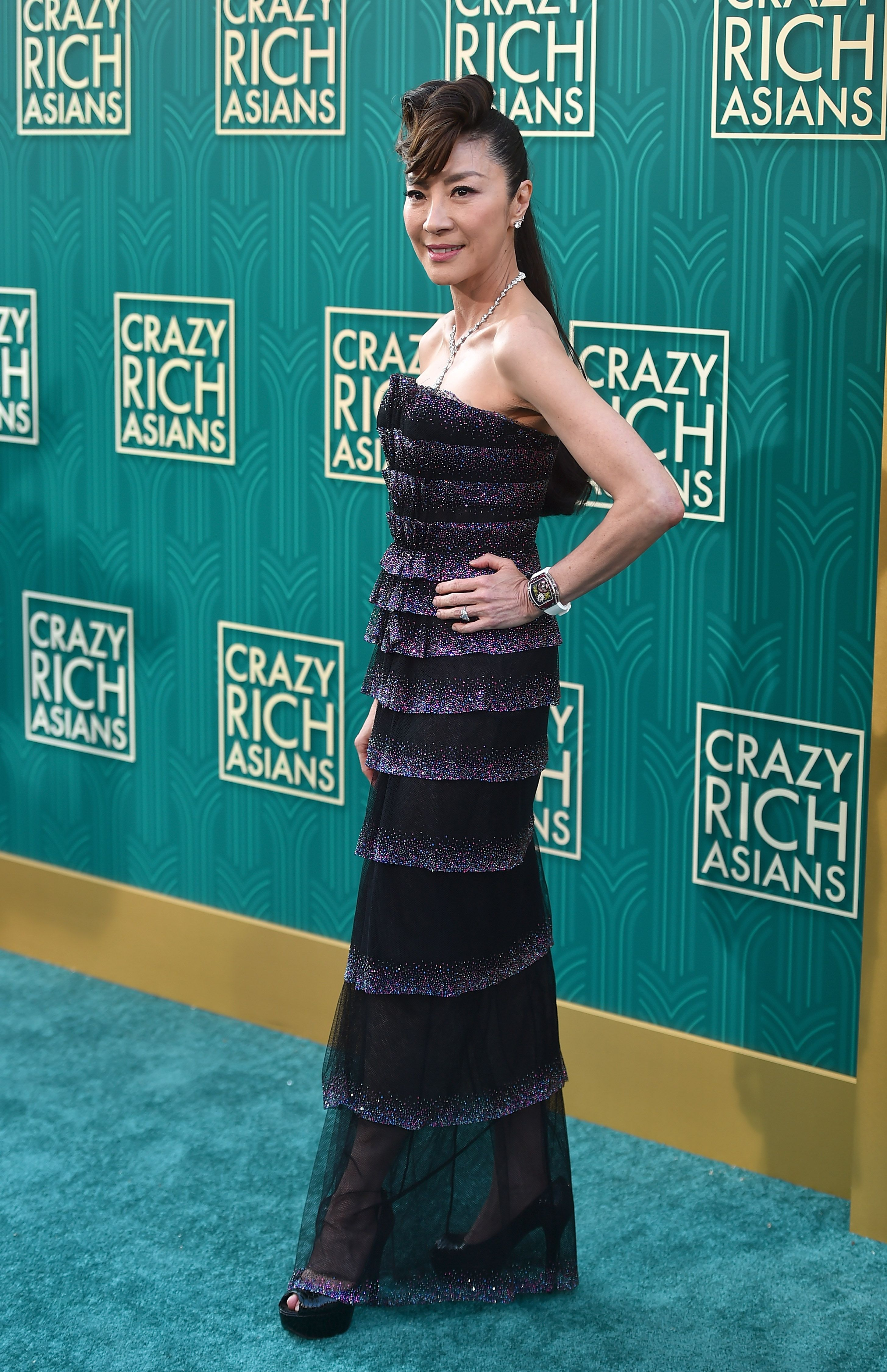 "Warner Bros. Pictures' ""Crazy Rich Asians"" Premiere - Arrivals"