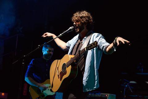 Izal Perform in Concert in Madrid