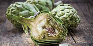 Alimentos sanos: Alcachofas