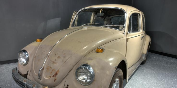 Used Alfa Romeo For Sale >> Ted Bundy's VW Bug Is World's Most Notorious — Seen in ...
