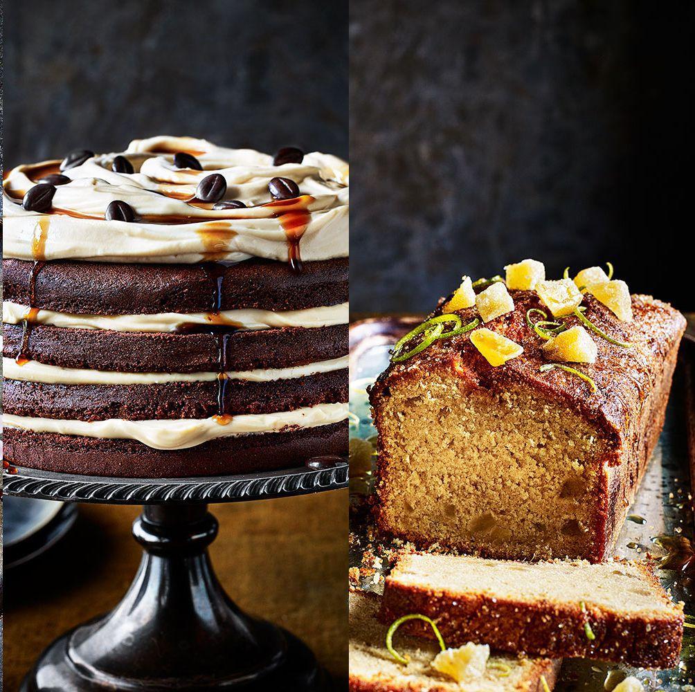 20+ tasty alcoholic cake and dessert recipes