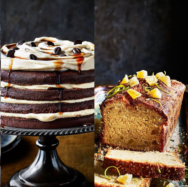 alcohol cakes and desserts