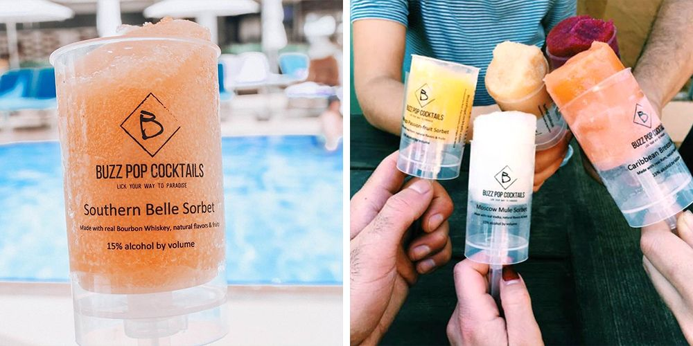 These Boozy Push Pops Have 15 Abv And Ship Nationwide