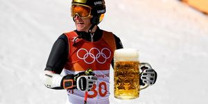 Alcoholvrij bier Pyeongchang