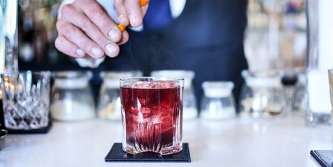 alcoholvrije cocktails Amsterdam
