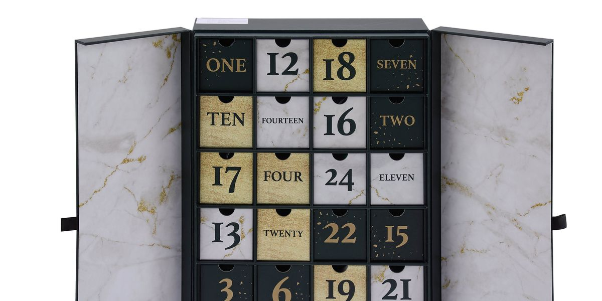 Aldi is launching its very own beauty advent calendar