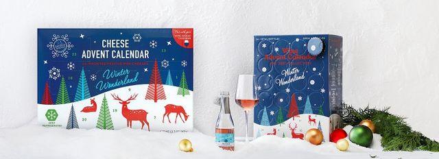 aldi advent calendars