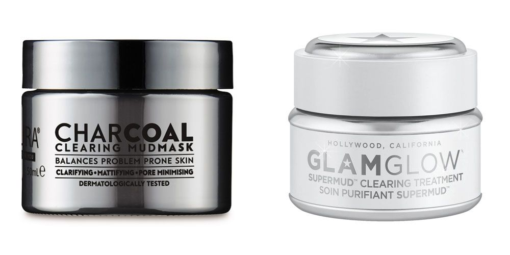 Aldi charcoal clearing mud mask