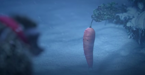 Aldi Artificial Christmas 2020 Tree Aldi Christmas Advert 2020: Kevin The Carrot Gets Rescued by