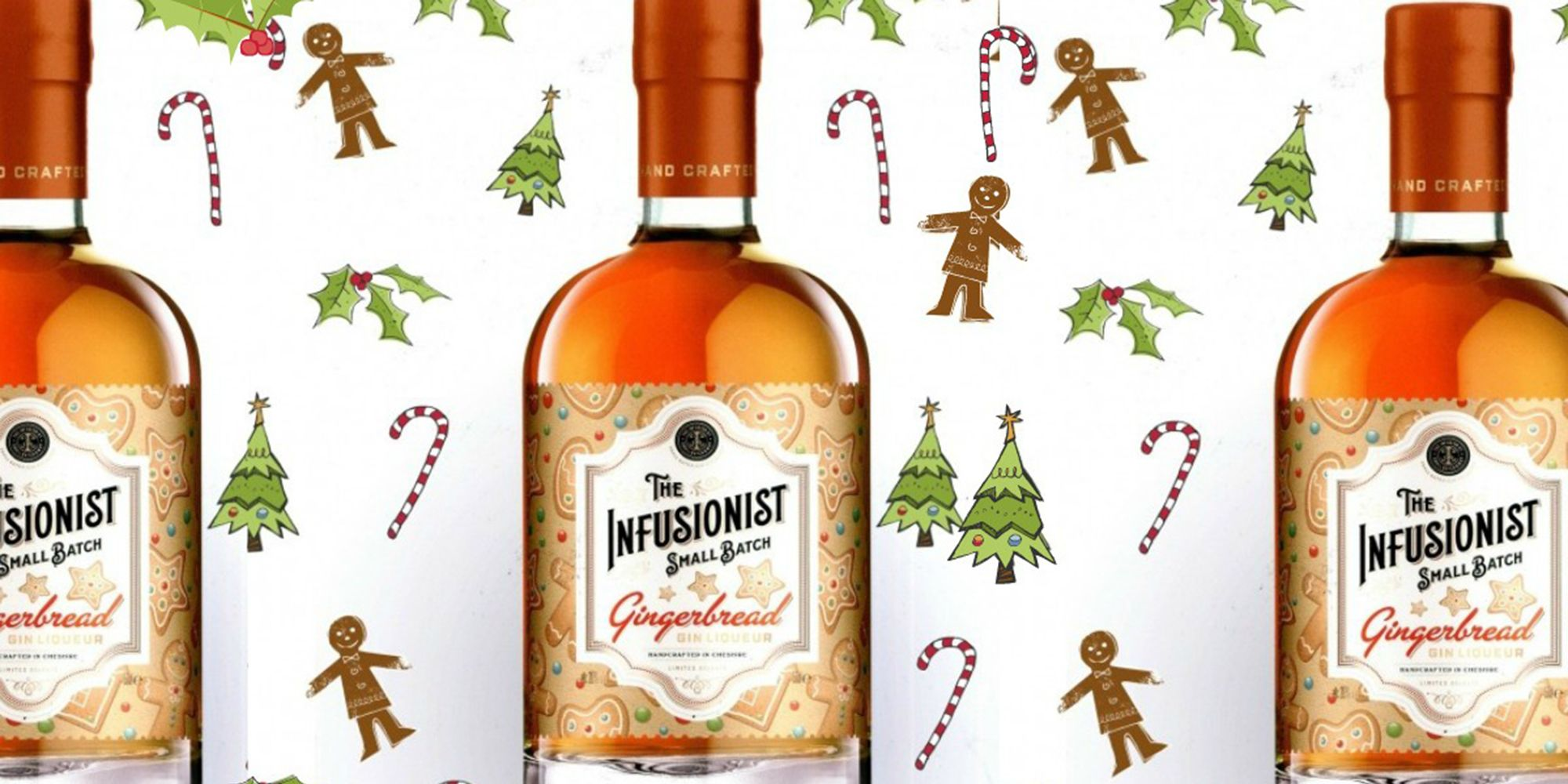 Aldi gingerbread gin