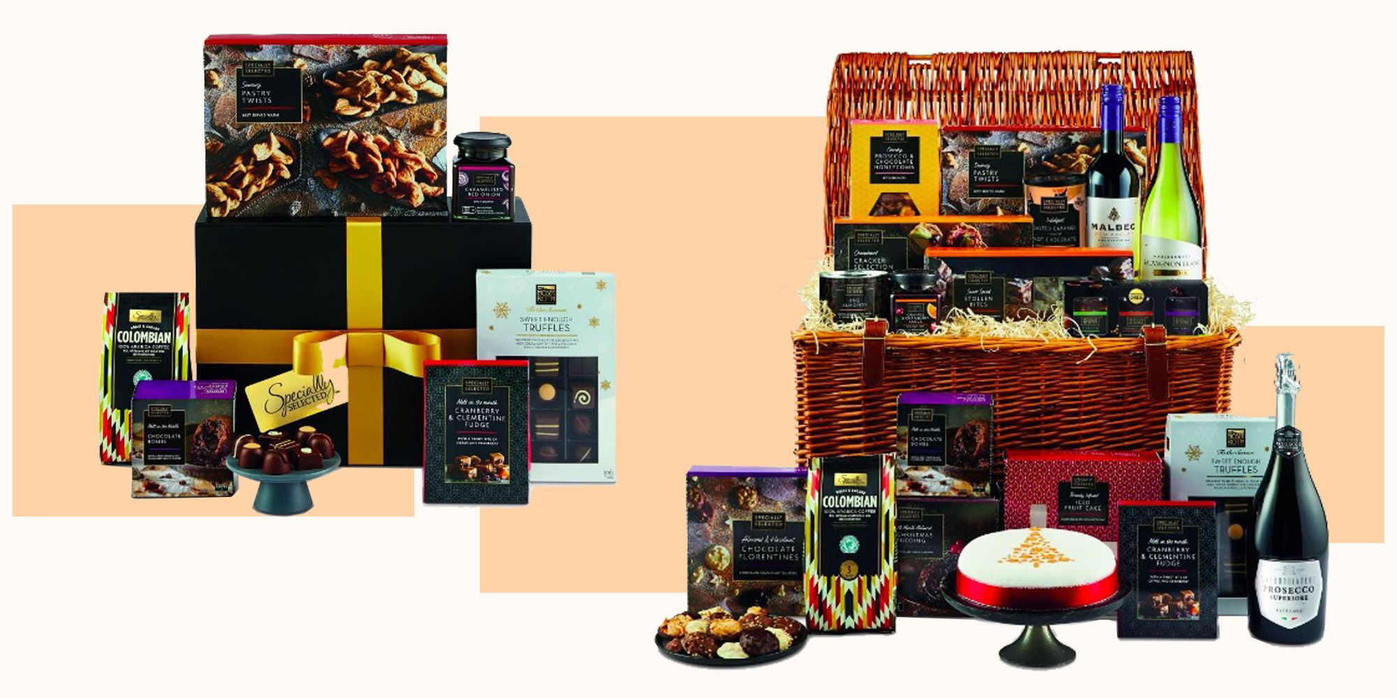 Aldi's Christmas Hampers are back and they're an absolute bargain