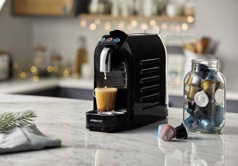 Aldi coffee machine photo