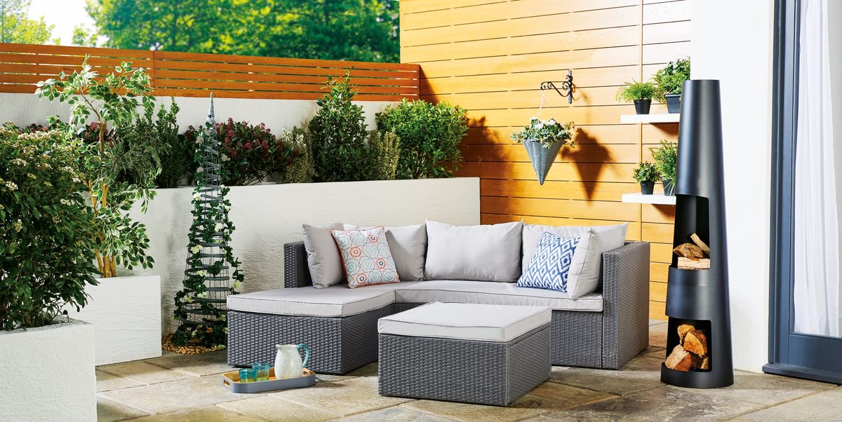 New Aldi Garden Furniture For Outdoor Spaces Aldi Special