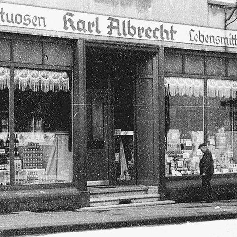 aldi corner store
