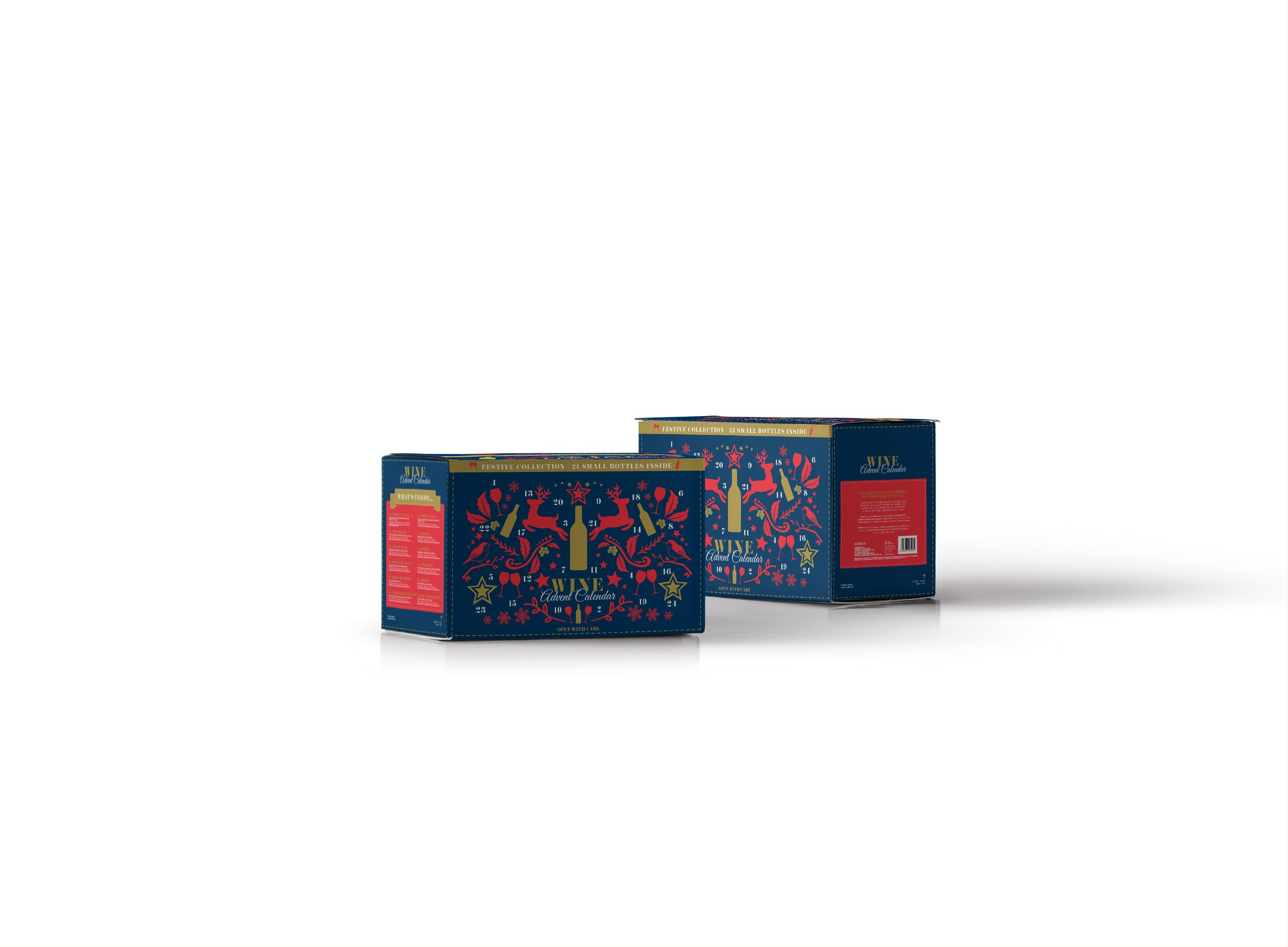 Aldi\'s Wine Advent Calendars Are Coming To The United States This ...