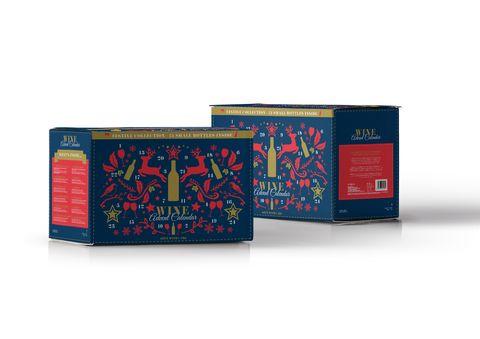 Aldi Wine Advent Calendar.Aldi S Wine Advent Calendars Are Coming To The United States This