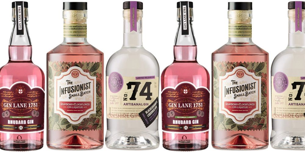 Aldi have launched three more flavoured gins, and they might be the best yet