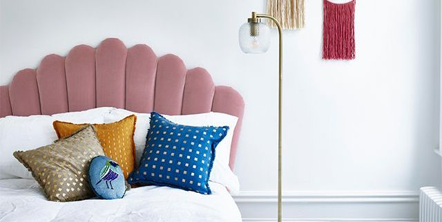 Bed Frame Is A Perfect Oliver Bonas Dupe, Aldi Luxe Queen Bedhead