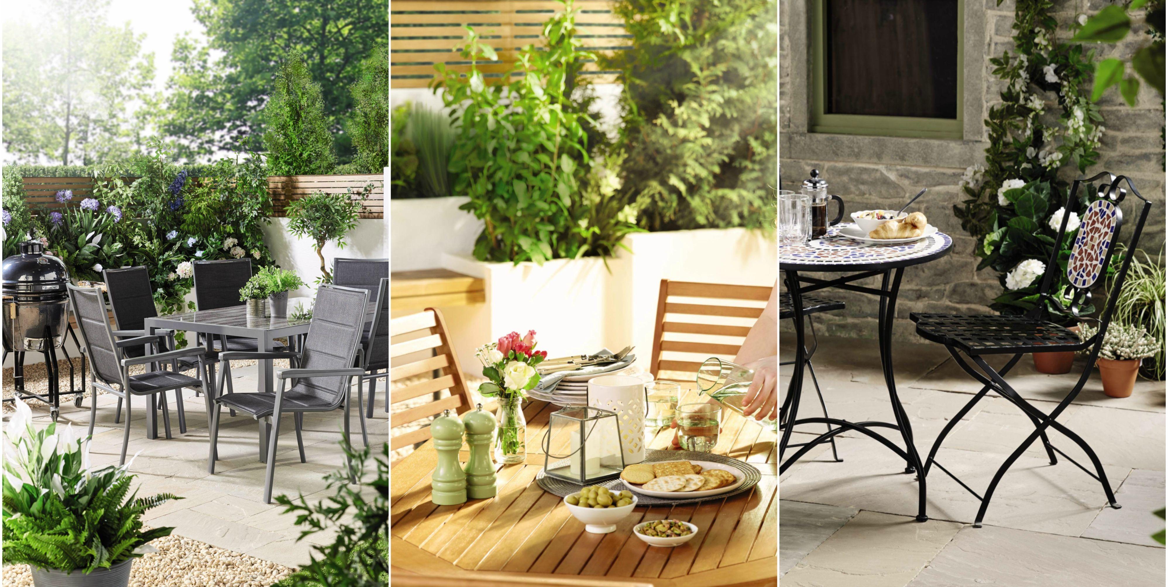 Aldi garden furniture sets