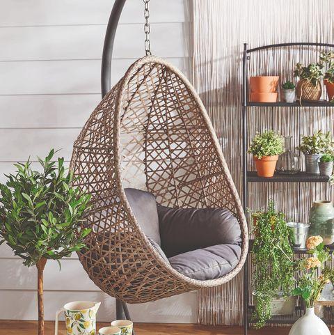 aldi hanging chair