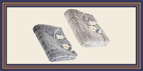 Aldi Selling Electric Blanket, Heated