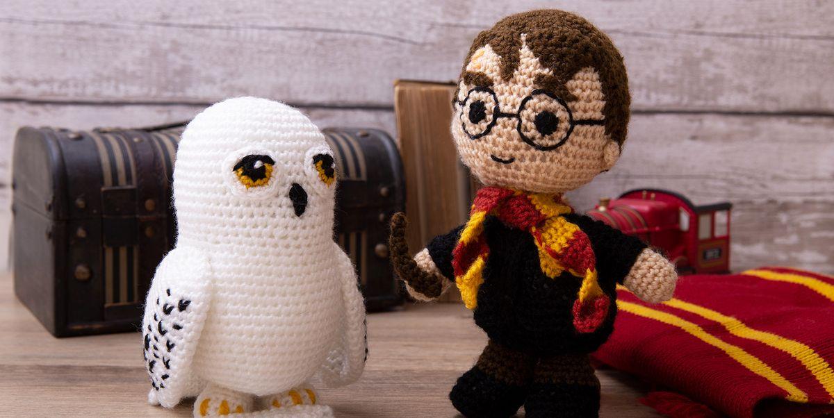 Aldi is launching Harry Potter crochet and knitting kits