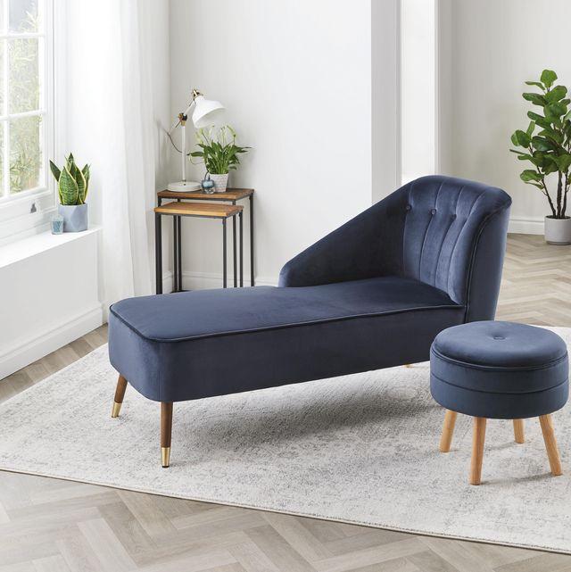 aldi launches velvet chaise longue for £150 aldi offers