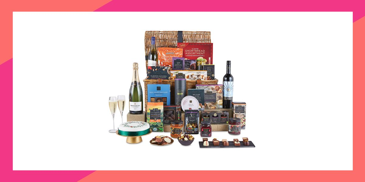 Aldi's sell-out luxury Christmas hampers are back again for 2020
