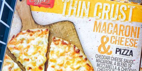 Best Frozen Pizza 2020.You Can Get A Macaroni Cheese Pizza At Aldi For Only 6