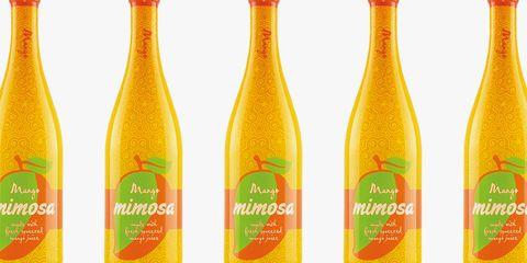 Bottle, Liqueur, Product, Drink, Glass bottle, Non-alcoholic beverage, Juice, Distilled beverage, Orange, Orange drink,