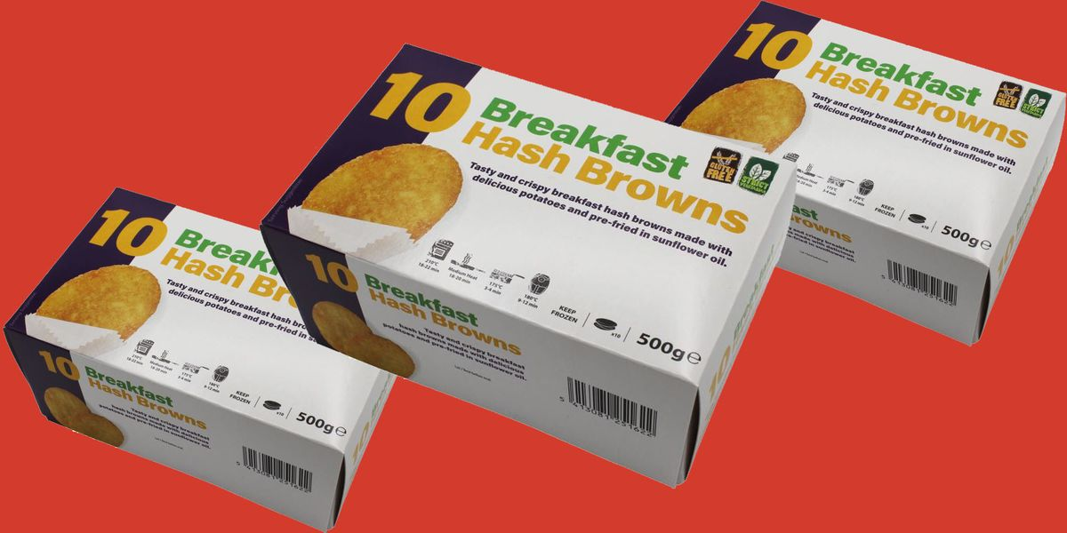 Aldi Is Selling Versions Of McDonald's Hash Browns And They Look So Good