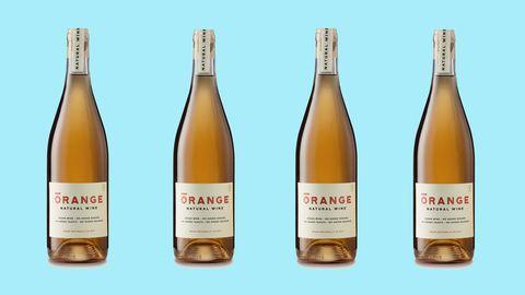 Aldi orange wine